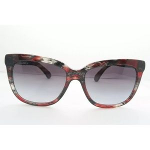 Chanel Red Sunglasses 5343